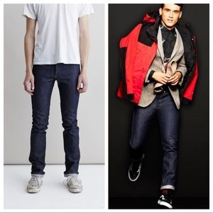 A.P.C. Men's New Cure Jeans!